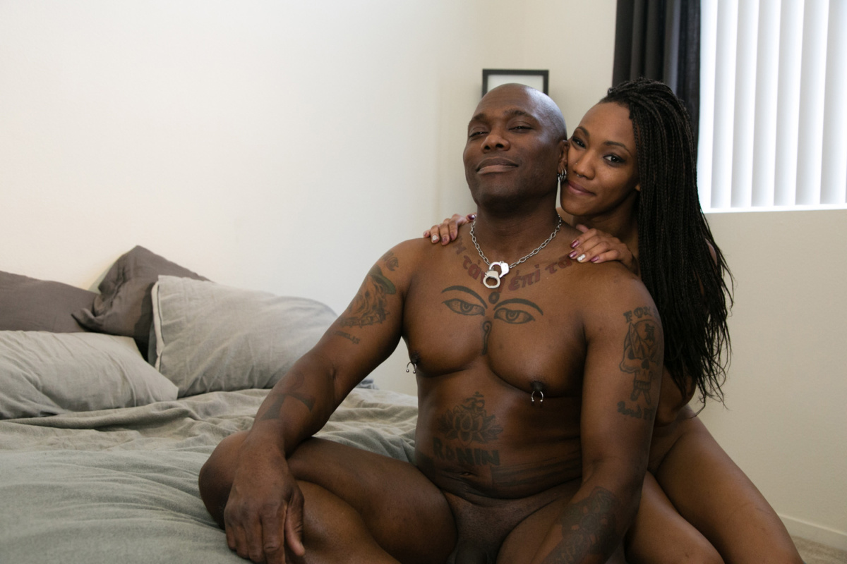 BED PARTY: Jack HammerXL and Nikki Darling
